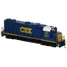 Bachmann Industries CSX EMD SD 40-2 Diesel Locomotive