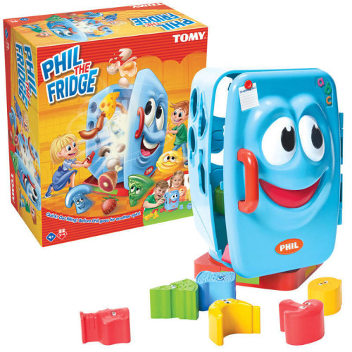 Phil the Fridge Electronic Action Game