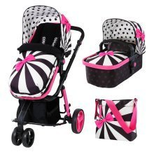 Cosatto Giggle 2 Travel System - Go Lightly 2