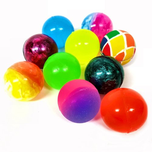 200 pack of 27mm Bouncy Balls- Party Favour