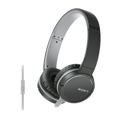 Sony MDR-ZX660AP On-Ear Headphones