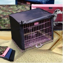 Dog Crate Pet Cage Kennel Cover