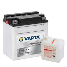 Varta Freshpack Battery 12 V 9 Ah YB9L-A2