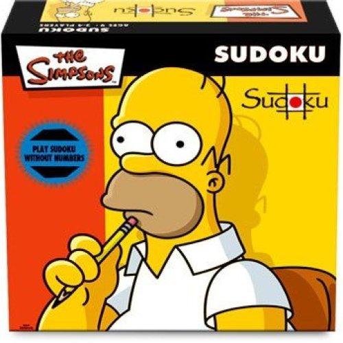 The Simpsons Sudoku