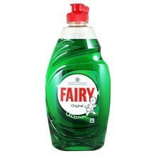 Fairy Original Concentrate Washing Up Liquid 433ml
