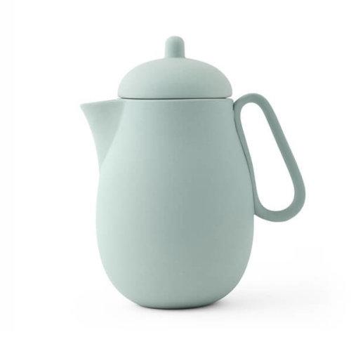 VIVA Scandinavia Nina Stone Green Teapot 1L