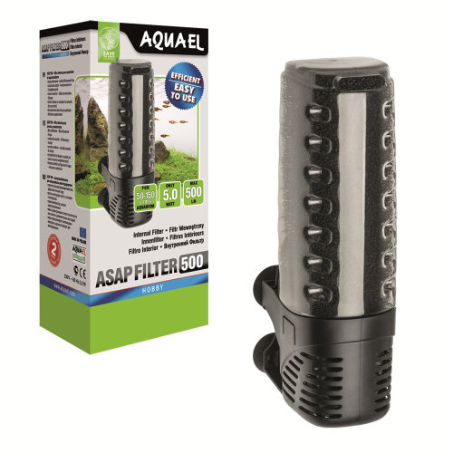 Aquael Internal Aquarium Filter ASAP 500 (150 litre)