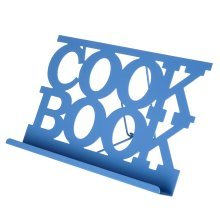 Cookbook Stand - Blue