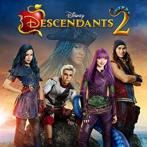 Descendants 2 | Soundtrack CD