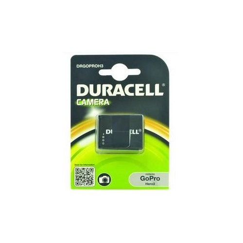 Duracell DRGOPROH3 rechargeable battery