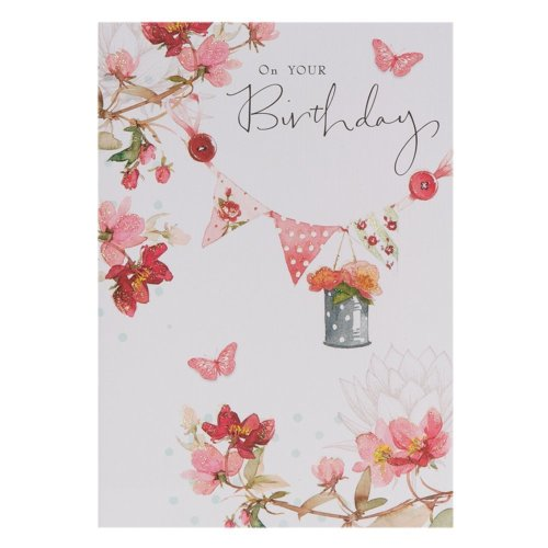 Hallmark Birthday Card For Her Thinking Of You