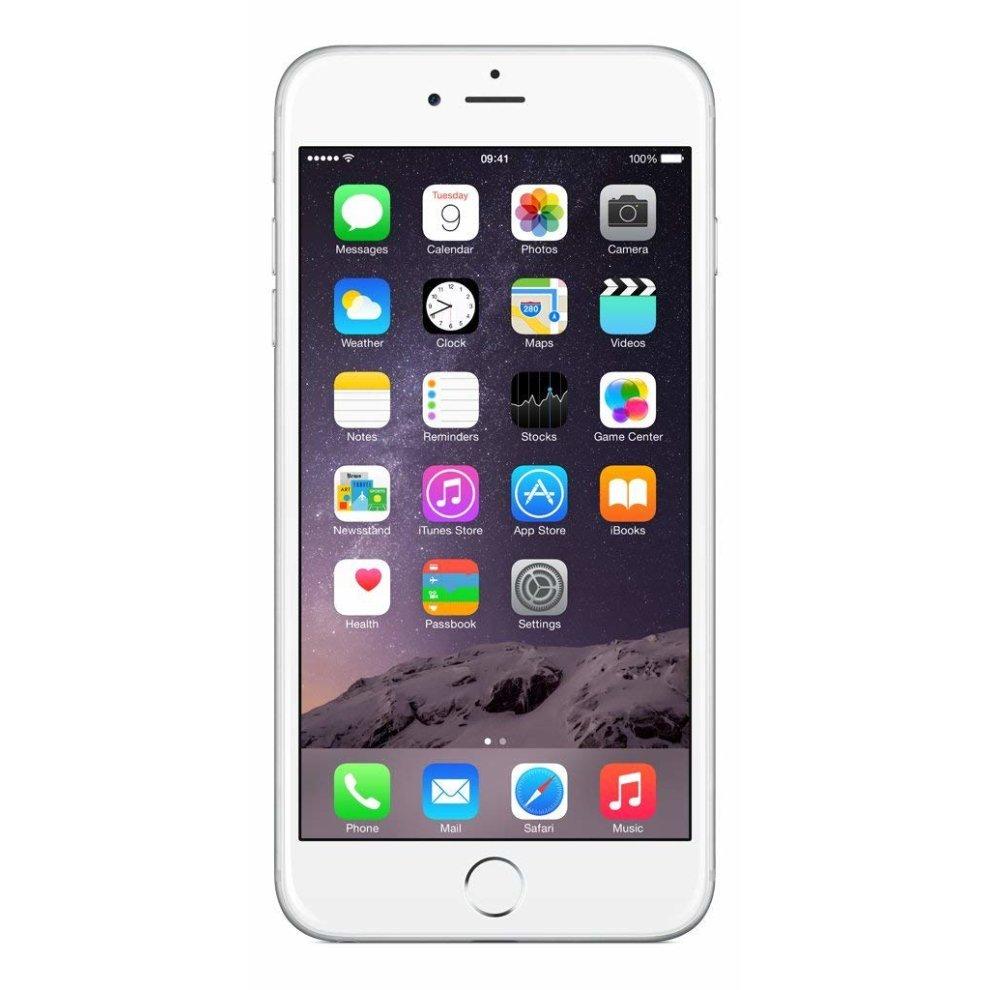 EE, 16GB Apple iPhone 6 Plus Silver