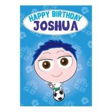 Birthday Card - Joshua