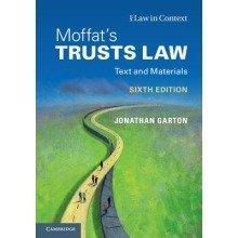 Moffat's Trusts Law