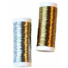 Pbx2470477 - Playbox - Metal Wire (silver) - Ï 0,3 Mm - 80 Mtrs