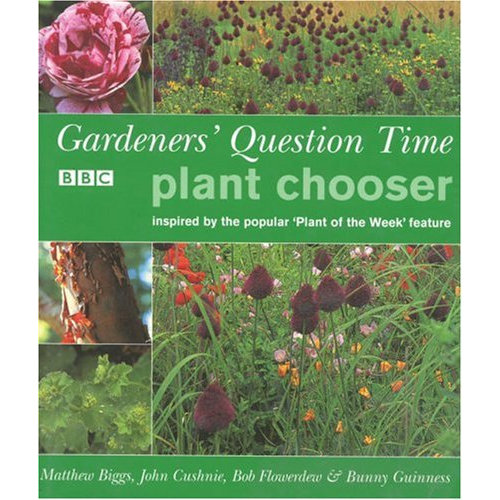 Gardeners' Question Time Plant Chooser