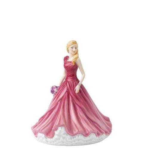 Royal Doulton Lady Sentiments Petite Figure -  All My Love
