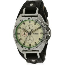 Fossil Breaker Mens Watch CH3004
