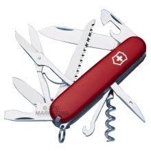 Victorinox Huntsman Red Swiss Army Knife. New Boxed