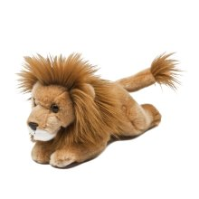 "8"" Miyoni Lion Soft Toy Animal - Plush Cuddly Aurora 8 Inch Teddy Gift Brand -  plush cuddly toy aurora miyoni 8 inch lion soft teddy gift brand new"