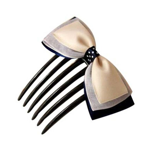 Set of 2 Hair Combs Pins Beautiful Hair Clips Fashion Girl Lady Hair Decorations