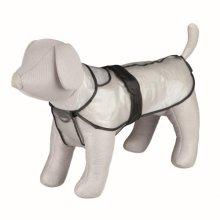 "Trixie Clear Dog Raincoat XS 30cm 12"" - 12 -  trixie dog clear raincoat xs 30cm 12"