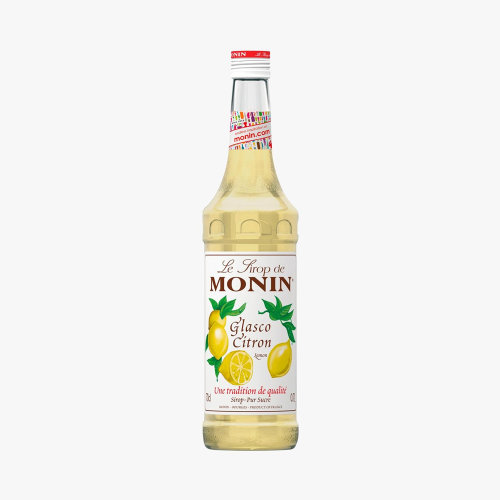 Monin Lemon Coffee Syrup 700ml (glass)