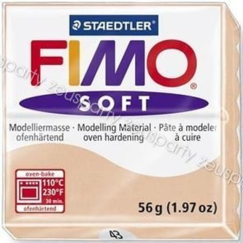 Staedtler - Fimo Soft 57g, Light Flesh