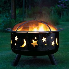 Landmann Firepit Stars & Moon 11811