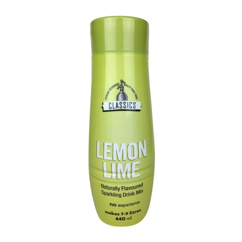 Sodastream Concentrate Syrup 440ml. Lemon Lime