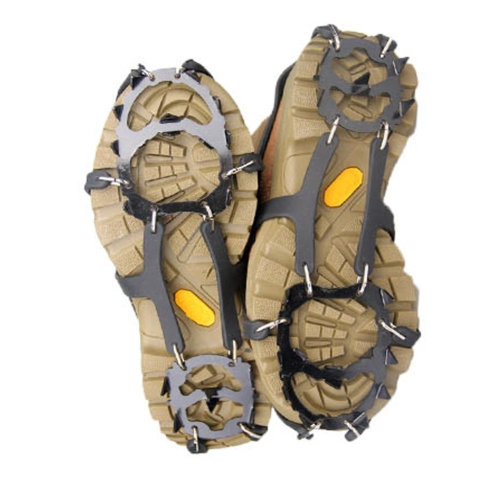 Ultra-light 18 Spikes Pro Traction Cleats Anti-Slip Shoe Grips