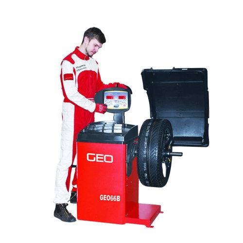 GEO Pro Semi Automatic Wheel Balancer