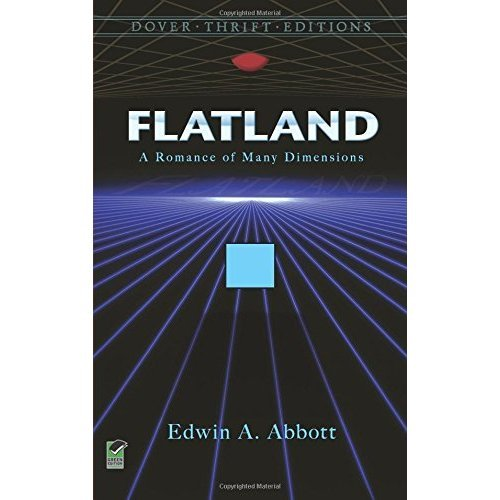 Flatland: A Romance of Many Dimensions (Dover Thrift)