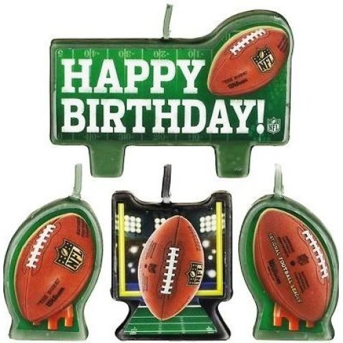 NFL Candle Set - Accessories 171214