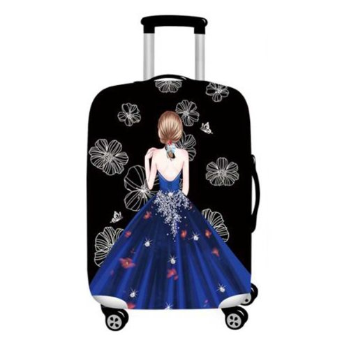 Fashion Elastic Luggage Cover Suits for 18-20 Inch Luggage Traveler's Favorite#2