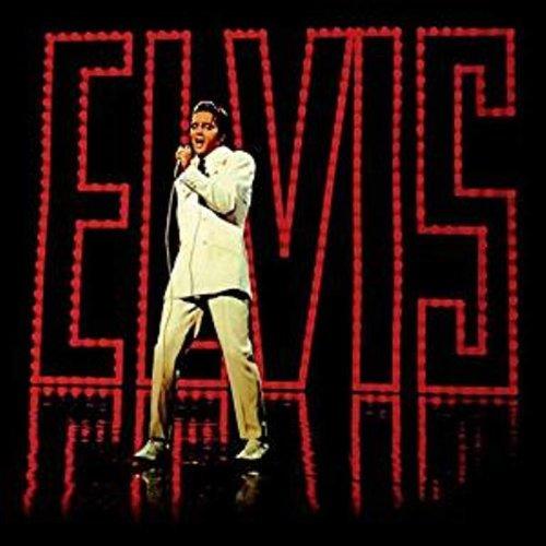 Elvis Presley Greetings Card 68 Special