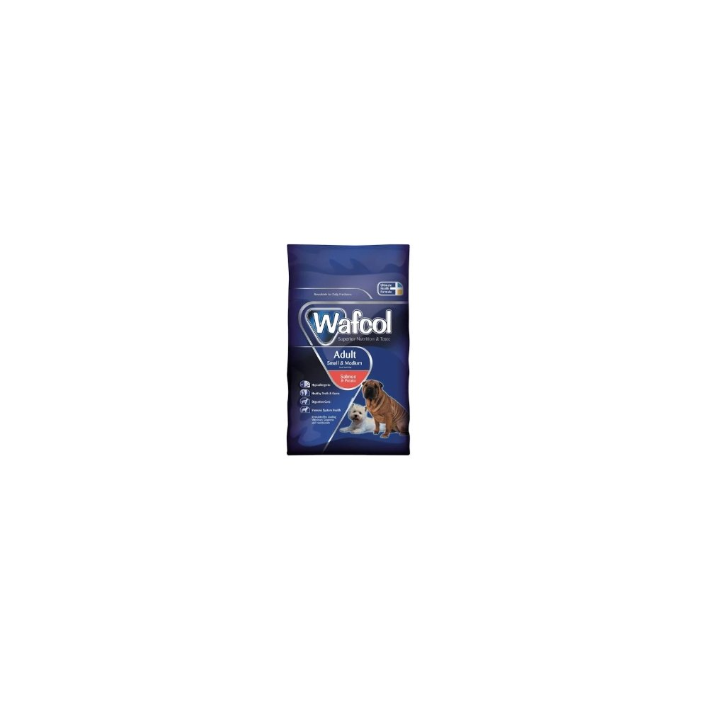 Wafcol Adult Salmon Potato Smallmedium 12kg