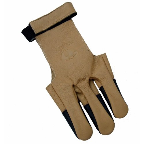 Bearpaw Archery Leather Shooting Glove