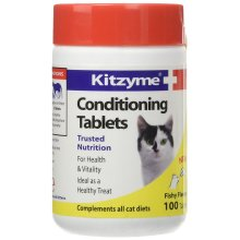 Bob Martin Kitzyme Conditioning Tablets