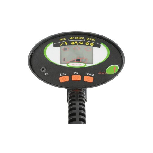 Advanced Metal Detector with LCD Display