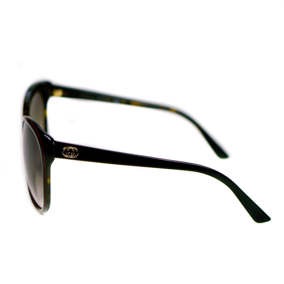 891ea3cda4f0 ... Gucci Womens Black Sunglasses 3165/S - 1 ...