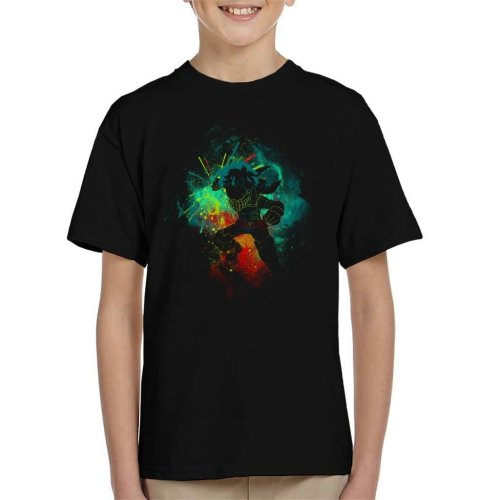 Deku Silhouette My Hero Academia Kid's T-Shirt