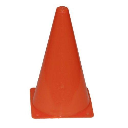 j/fit 12 Agility Cones (Orange)