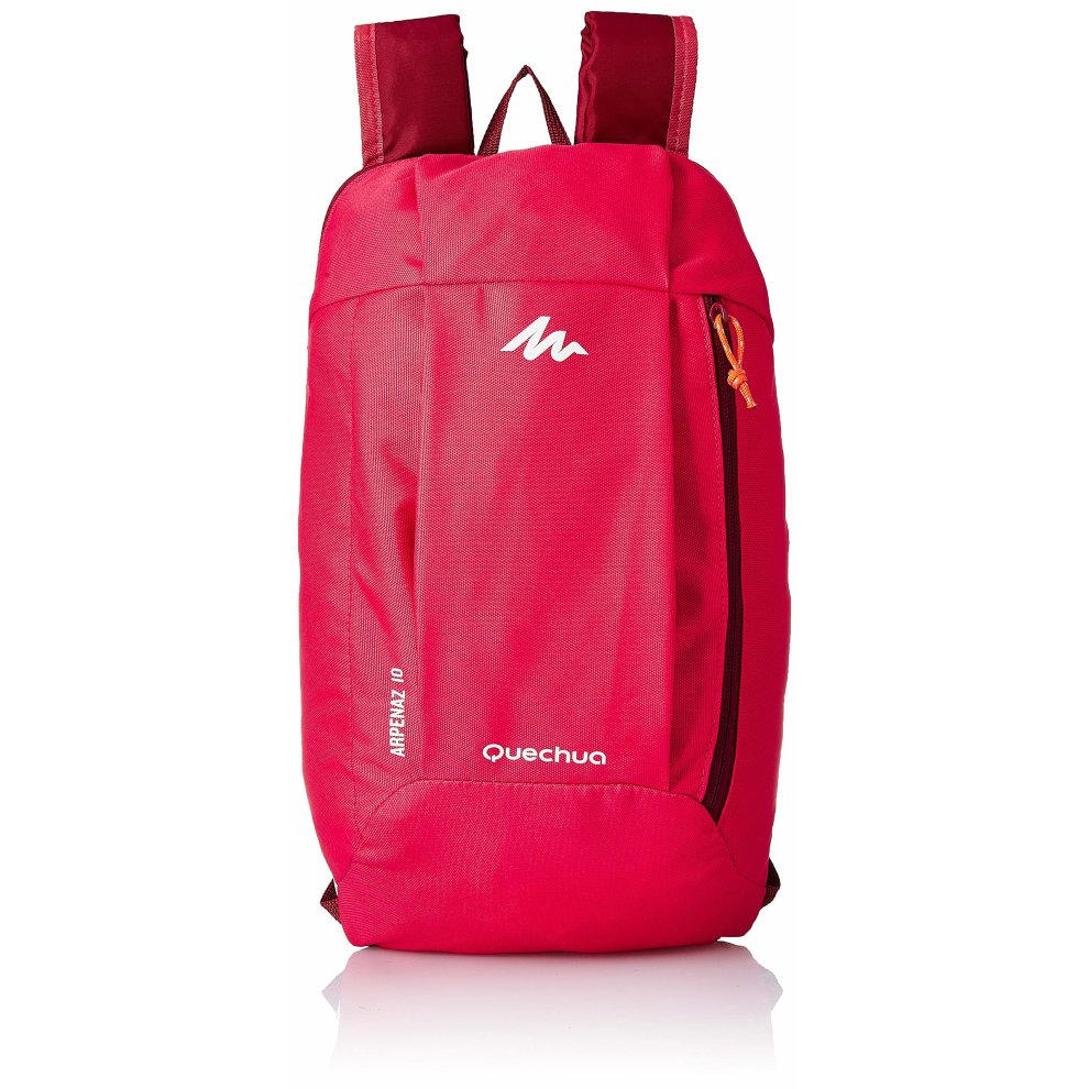 8148f32ae8239 QUECHUA ARPENAZ HIKING BACKPACK 10 Litre , (Pink)