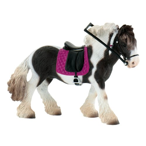 "Bullyland ""Tinker mare Figure (Multi-Colour)"
