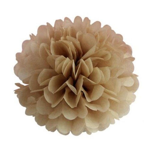 10PCS Hanging Festival Flower Balls for Outdoor&Indoor Birthday Wedding Party Xmas Decoration, #B12