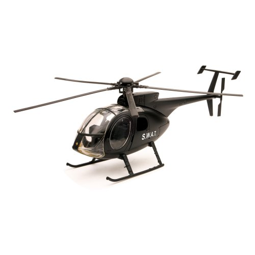 """New Ray 26133 """"Nh-500"""" Model Helicopter"""