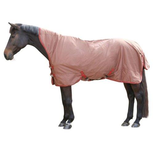 Kerbl Horse Rug RugBe SuperHighNeck Brown 145 cm 328670