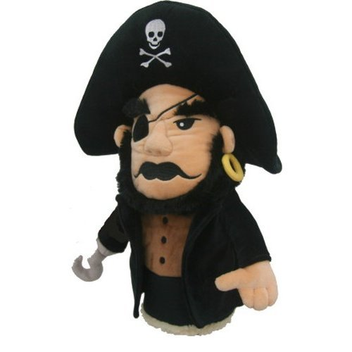 Daphnes Pirate Golf Headcover