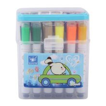 [G] 36 Colors Watercolor Drawing Pens Colored Marker Pens Set for Children